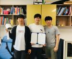한국해양대생, AI응용 화재감지 CCTV 기술로 공모전 우수상