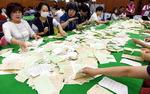 평화바람·홍준표 막말행진에 보수표심 마저 등 돌렸다