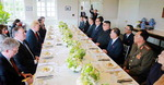 """트럼프 """"북한과 협상 진행 중엔 한미군사훈련 없다"""" 재확인"""