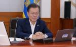 文 대통령, 폼페이오 美 국무장관 고노 접견 '북미회담 이후 논의'