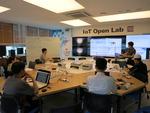 '부산 IoT 리빙랩 정기교육'