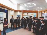 부산경상대학교 경찰경호행정학과 교수 및 학생, 부산지방경찰청과의 간담회에 참석