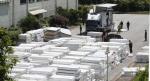 우체국 직원 3만여명 , 라돈침대 수거 개시 '17일까지 진행 예정'