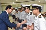 해양계 고교 4곳에 선원노련 장학금 전달