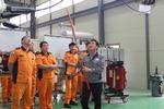 부산강서소방서 전기화재 대응력 강화 훈련