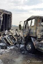 부울고속도로 '졸음운전' 7중 추돌로  2명 사상…출근길 정체