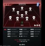 [한국 스웨덴 선발 라인업] 4-3-3 김신욱·손흥민·황희찬 쓰리톱