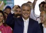 콜롬비아 대선서 승리, 이반 두케 누구?...친미·친시장주의, 최연소 대통령