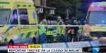"""스웨덴 한국전 직후 총기 사고 """"18세 남성 1명 사망 4명 부상"""""""