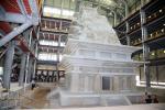 익산 미륵사지 석탑 수리 마무리...12월께 일반 공개
