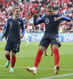 프랑스, 페루에 1-0 승 16강 진출 확정...음바페, 프랑스 내 월드컵 본선 최연소 득점 기록