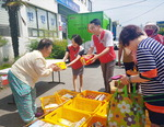 경남은행, 창원 희망푸드마켓 봉사
