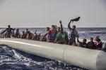 리비아 인근 지중해서 난민 100명 이상 실종