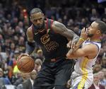 NBA '킹' 르브론 제임스, LA레이커스와 4년 1억 5400만 달러 계약