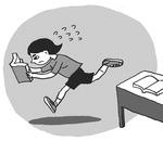 수업시간에 학원 숙제하는 현실…머나먼 공교육 현실화