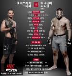 [UFC] 미오치치와 코미어 챔피언들의 맞대결 '왕중의 왕은 누구'