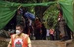 태국 동굴 소년 구조 아직 9명 남아…폭우로 빠른 구조 위급