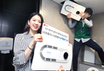 LG유플러스·힘펠, IoT 환풍기 출시