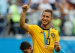잉글랜드-벨기에 월드컵 3·4위전 승리 견인 아자르, 레알 마드리드 이적 시사?