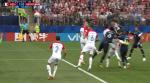 [월드컵 결승전] 크로아티아 만주키치 자책골…프랑스 1대0 (전반 18분)
