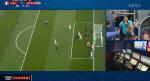 '월드컵 결승전' 크로아티아 팬 야유 속 그리즈만 패널티킥…2대1 역전 (전반 38분)