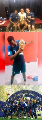 프랑스, 크로아티아 꺾고 20년 만에 월드컵 우승…상금만 431억