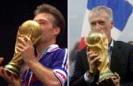 '데샹!' 역대 세 번째 선수·감독 월드컵 우승 경험...첫 번째, 두 번째는 누구?
