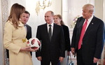"""""""미국의 수치""""…트럼프, 푸틴에 저자세 외교 거센 역풍"""