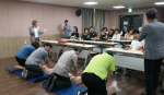 부산 중구 광복동주민센터, 2018년 「찾아가는 생활민방위 교실」 운영