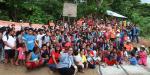 부산외국어대 학생들, 필리핀 빈민촌 희망 집짓기 봉사활동 성료