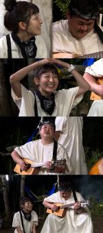 '정글의 법칙 in 멕시코' 김준현-슬기, 영화 '코코' OST 'Remember Me'로 라칸돈 푸른 밤 물들였다