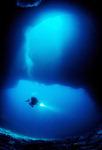 암흑 속 희망의 푸른 빛 동굴 다이빙, 궁극의 세계