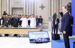 """문재인 대통령 """"기무사 계엄령 검토는 불법적 일탈 """" 공개 경고"""