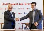 LG전자, 토론토에 AI 전담 연구소 설립