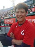 '17년 롯데맨' 이정민, 전력분석원으로 야구인생 2막