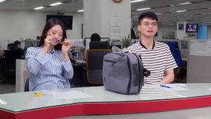 """[영상]수능 국어문제 풀어본 기자 """"한국 사람인데도 틀렸습니다""""'"""