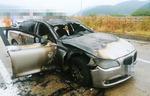 BMW 9일 2대 화재…리콜 제외 모델(730Ld)도 불 타