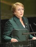 '고문 피해자' 바첼레트 전 칠레 대통령, 유엔인권대표 지명