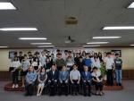 부산패션칼라산업협동조합 장학금 전달식 개최