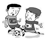[도청도설] 남북통일축구
