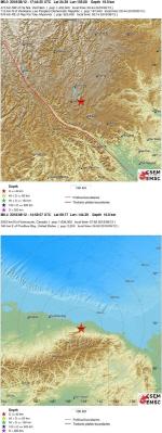 중국 남서부 윈난성서 규모 5.0 지진...미국 알래스카주 북부서도 규모 6.4 지진