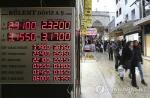 사상 초유의 터키 환율 폭락 이유는…관세 인상·미국과 갈등·국내 경제 악화