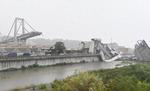 이탈리아 고속도로 교량 붕괴 수십 명 사망