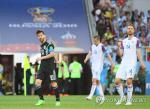 메시 대표팀 활동 중단...월드컵 탈락 충격