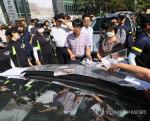 '성폭행 의혹' 총무원장 설정스님, 유전자 검사로 결백 호소했으나…불신임안 가결