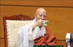 설정 스님 불신임 결의안 '가결' 조계종 역사상 처음