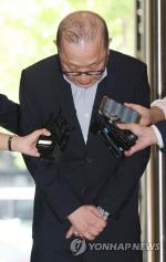 '회삿돈 30억' 횡령·배임 혐의 이재환  CJ파워캐스트 대표, 경찰 출석