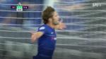[EPL] 마르코스 알론소 결승골, 첼시 아스널에 3-2 극적인 승리
