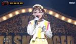 """복면가왕 '동막골소녀', 정체는 '솔지'?..  """"무대에서 노래하는 모습 보여드리겠다"""""""