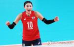 김연경 앞세운 여자배구 대표팀, 카자흐스탄 3-1로 꺾고 2연승...23일 중국과 1위 결정전